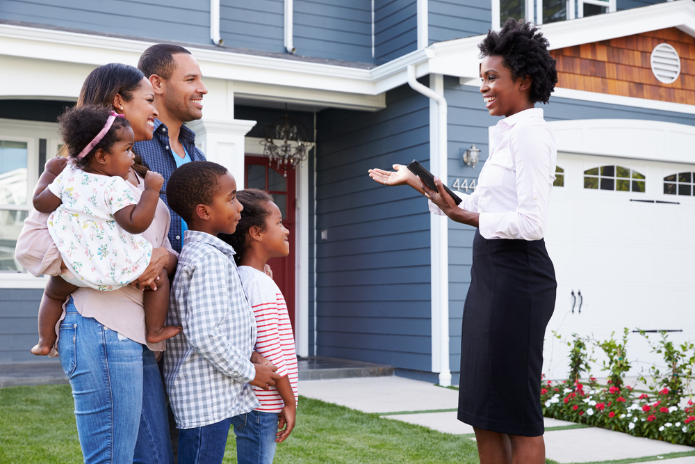 we partner with real estate agents